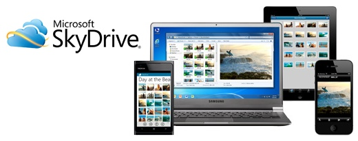 Microsoft SkyDrive za Windows, Mac, Windows Phone, iOS