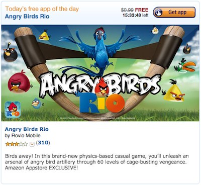 Amazon Appstore Free App of the Day
