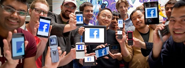 Ekipa Facebook Mobile - vir Facebook mobile