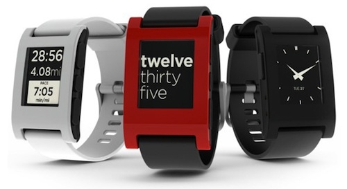 Ure Pebble za Android in iPhone