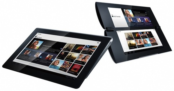 Sony Tablet S1 in S2