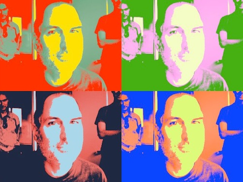 Steve Jobs testira PhotoBooth